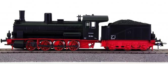 Piko 57550 – Schlepptender-Dampflok BR 55 der DB, digital (DCC)