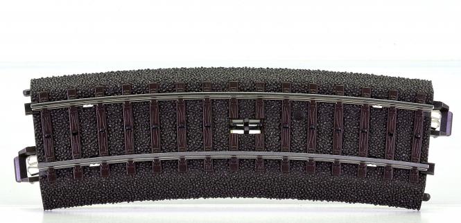 Märklin 24294 – C-Gleis Schaltkreis gebogen, R2 = 437,5 mm, 15°