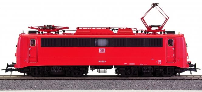 Roco 62353 – Schnellzug-Elektrolok BR 110 der DB AG