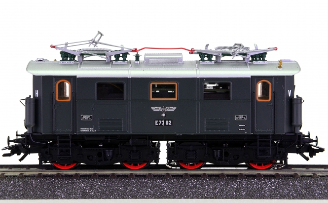 Brawa 43065 (AC) - Elektrolokomotive BR E73 der DRG, digital + Sound