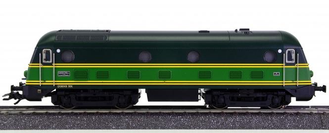 Märklin 37270 – Mehrzweck-Diesellok Serie 201 der SNCB, digital + Sound