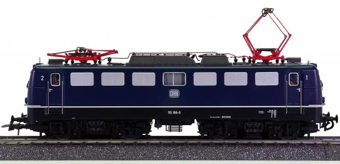 Roco 62345 – Schnellzug-Elektrolok BR 110 der DB, digital (DCC)