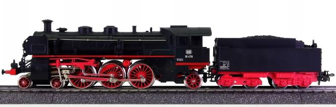 Märklin 3091 – Personenzug-Schlepptender-Dampflok BR 18.4 der DB