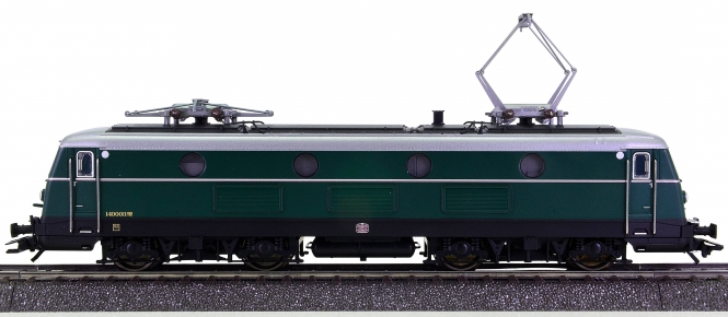 Märklin 37245 – Mehrzweck-Elektrolok Serie 140 der SNCB, mfx + Sound