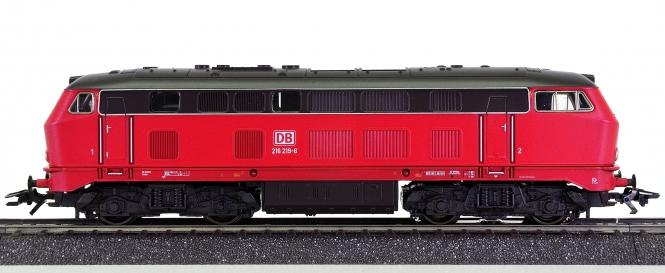 Märklin 33743 – Mehrzweck-Diesellokomotive BR V160 der DB, digital (Delta)
