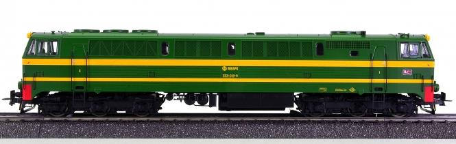 Roco 68731 (AC) – Diesellokomotive D 333 der RENFE, digital + Sound