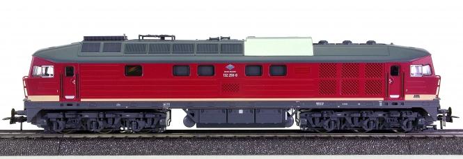 Roco 43955 (AC) – Mehrzweck-Diesellok BR 132 der DR (DDR), digital (MM)