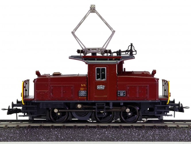 Roco 43936 (AC) – Rangier-Elektrolok BR Ee 3/3 der SBB
