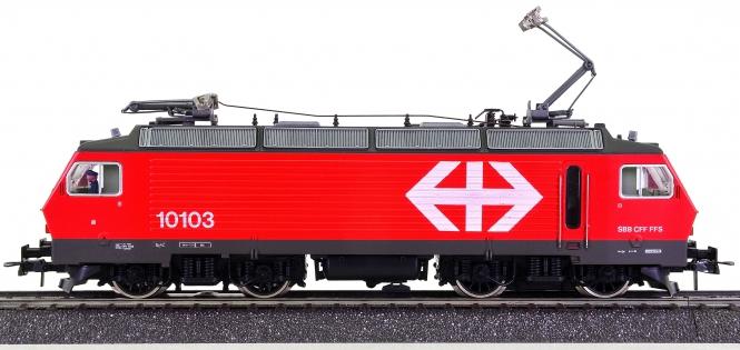 Roco 14178B (AC) – Mehrzweck-Elektrolok Re 4/4 IV der SBB