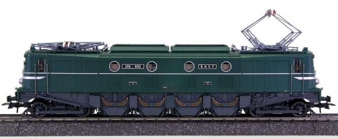 Roco 79481 (AC) – Elektrolokomotive Reihe 2D2 der SNCF, digital (MM, DCC)