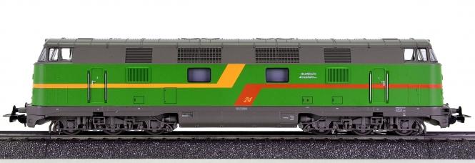 Piko 59386 (AC) - Diesellokomotive BR 118 der WAB, digital