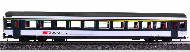 Roco 44201A – 1. Klasse Reisezugwagen der SBB