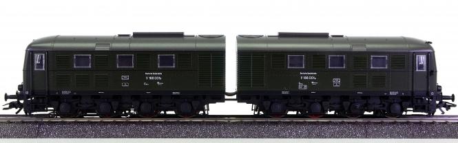 Märklin 34282 – Doppel-Diesellok BR V188 der DB, digital (Delta)