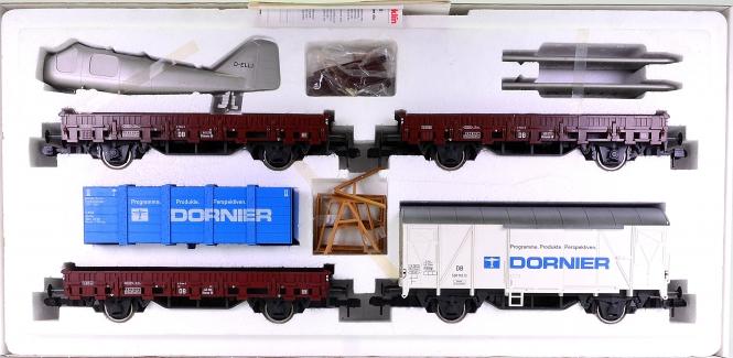 Märklin 5803 (Spur 1) – Güterwagen-Set Dornier der DB