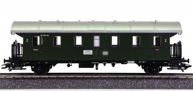 Märklin 4314 – 2. Klasse 'Donnerbüchse der DB