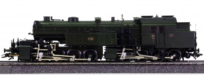 Märklin 34962 – Tenderdampflokomotive Gt 2 x 4/4 der DRG, digital (Delta)