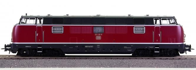 Roco 62840 – Mehrzweck-Diesellok BR 221 (ex V200) der DB