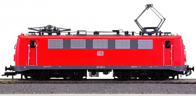 Fleischmann 432501 – Elektrolok BR 141 der DB AG, digital + Sound