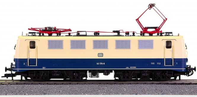 Fleischmann 432801 – Elektrolok BR 141 der DB, digital + Sound