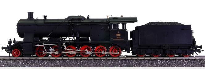 Rivarossi 1033 (AC) – Schlepptender-Dampflok Klasse K der K.W.St.E.