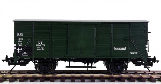 Lenz 42210-05 (Spur 0) - Gerätewagen G10 der DB