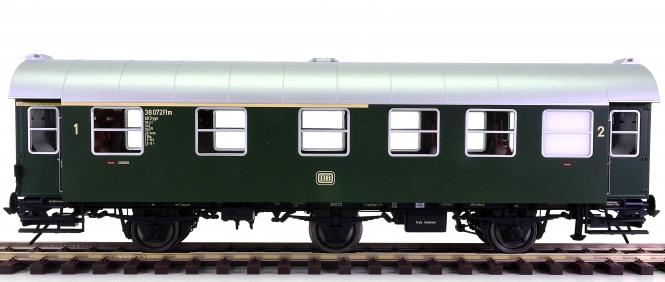 Lenz 41240-01 (Spur 0) – 1./2. Klasse Umbauwagen AB3yge der DB, digital