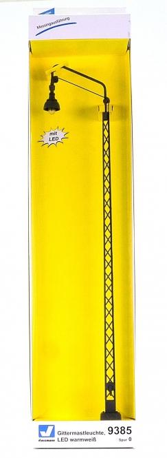 Viessmann 9385 (Spur 0) – Gittermastleuchte mit LED