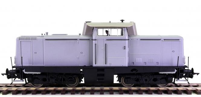 Lenz 40130-99 (Spur 0) – Diesellok BR V100 (undekoriert), digital, Sound, Telex