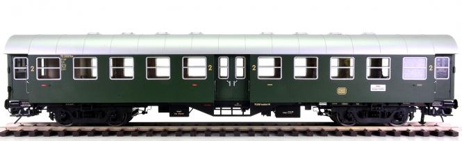 Lenz 41220-02 (Spur 0) – 2. Klasse Umbauwwagen B4yge der DB, digital