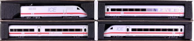 Märklin 29791 - Elektro-Triebzug BR 402 ICE II der DB AG, mfx + Sound