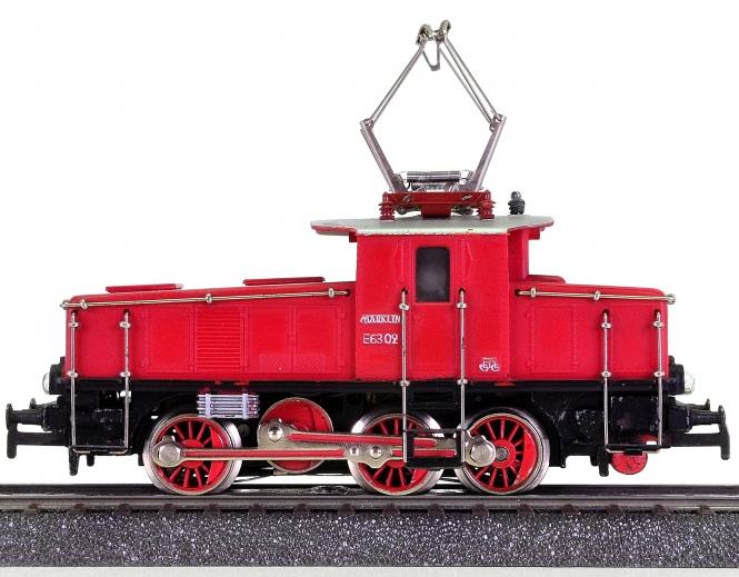 Märklin 3002 – Rangier-Elektrolok BR E63 der DB