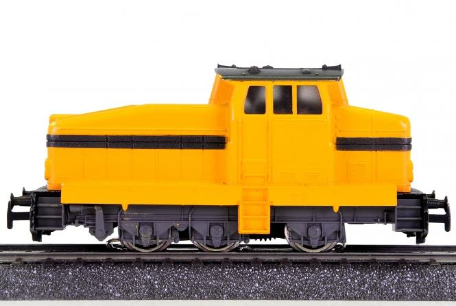 Märklin 3078 – Rangier-Diesellok (Werkslok) Typ DHG 500