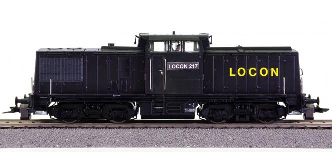 Roco 62816 – Diesellok ex V 100 der HKE, Einzelstück + digital + Telex