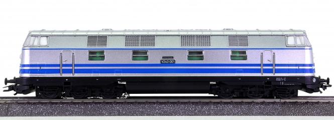 Gützold 35130 (AC) – Mehrzweck-Diesellok BR V 240 der (D)DR, digital (mfx)