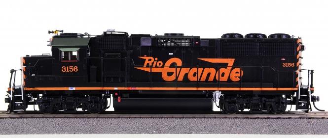 Overland Models 087010032.2 – Diesellok EMD GP60 der D&RGW