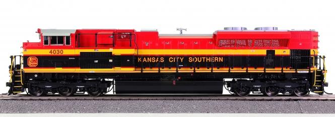 Overland Models AA-1322-1 – Diesellok EMD SD70ACe der KCS, Schnittstelle