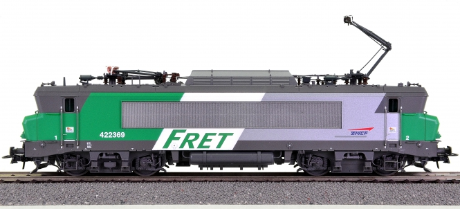 Roco 73884 – Elektrolokomotive BB22200 FRET der SNCF, digital + Sound