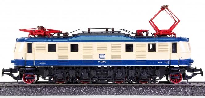 Rivarossi 1092 (AC) – Schnellzug-Elektrolok BR 118 der DB
