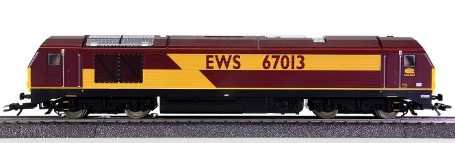 Lima L204931 (AC) – Mehrzweck-Diesellok Serie 67 der EWS