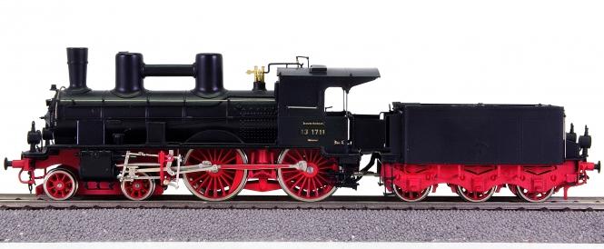 Lemaco H0-002 – Schlepptender-Dampflok BR 13.17 der DRG