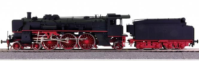 Metrop 200 – Schhlepptender-Dampflok BR 18 der DRG
