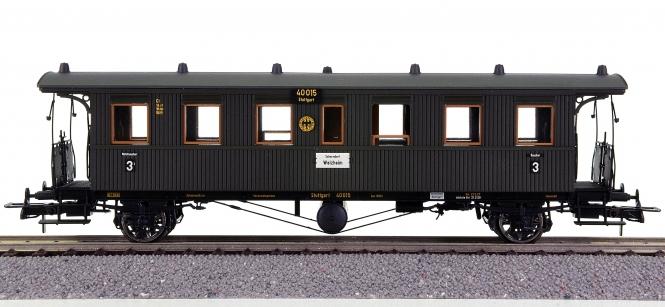 Brawa 2169 – 3. Klasse Reisezugwagen Ci der DRG