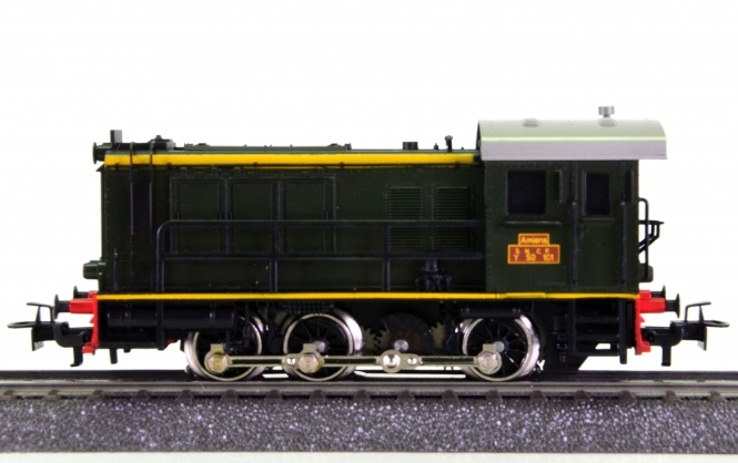 Märklin 3145 – Rangier-Diesellokomotive Serie Y 50100 Amiens der SNCF