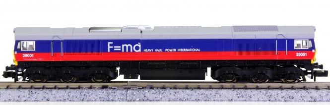 Kato 10812 (N) – Mehrzweck-Diesellok EMD Class 66 der HHPI, digital