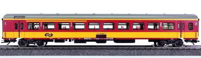 Märklin 4262 – 1./2. Klasse InterCity-Großraumwagen der NS, Innenbeleuchtung