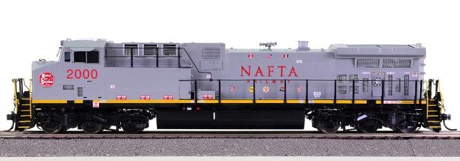 Overland Models 6575.1 – Diesellok EMD AC4400CW NAFTA der KCS
