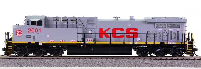 Overland Models 6575.2 – Diesellok EMD AC4400CW der KCS
