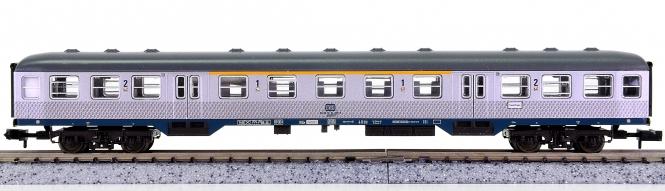 Fleischmann 8141 K (N) – 1./2. Klasse Nahverkehrswagen Silberling der DB