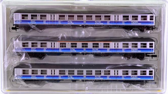 Trix 15847 (N) – 3-teiliges Wagen-Set Ihr Zug zum Flug