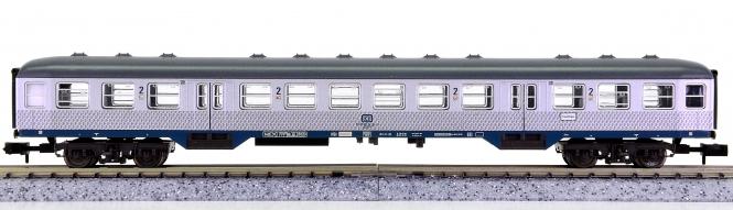 Fleischmann 8142 K (N) – 2. Klasse Nahverkehrs-Wagen Silberling der DB